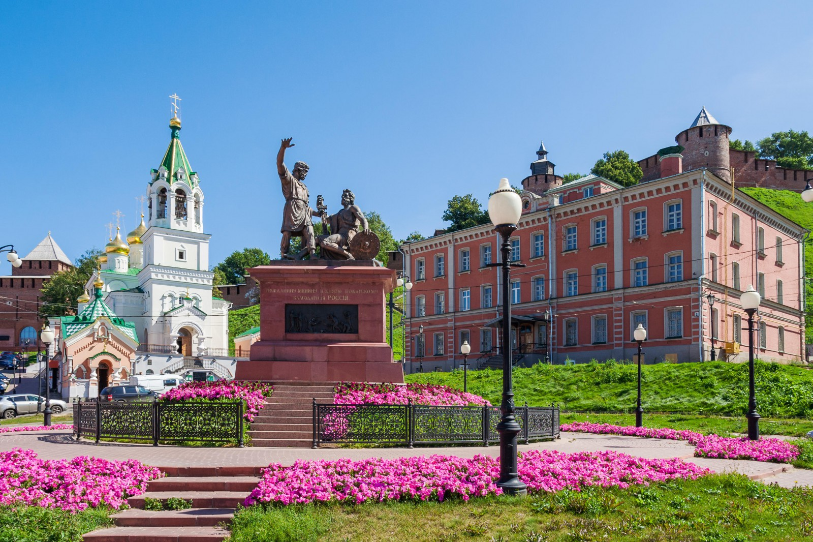 Steps of the city government of Nizhny Novgorod on the preparation of highways for the 2018 World Cup 64
